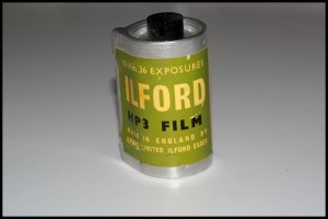 Ilford HP3 formato 135/36