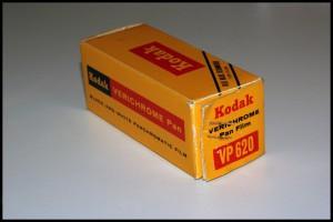 Kodak Verichrome Pan formato 620