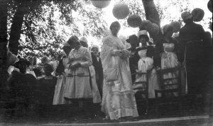 La Regina del 1921