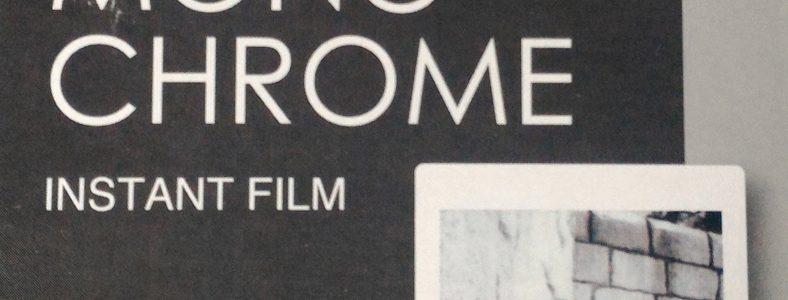 Fujifilm Instax Mini Monochrome