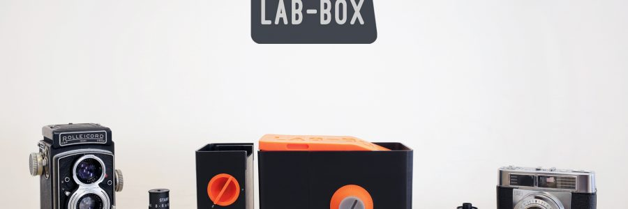 Lab-Box film tank kickstarter
